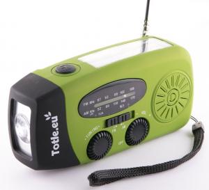 Beste noodradio kopen Noodradio zonder batterijen Beste opwindbare radio zaklamp telefoon oplader Opwindradio kopen Radio opwindbaar Dynamo radio Opdraaibare radio Nood radio