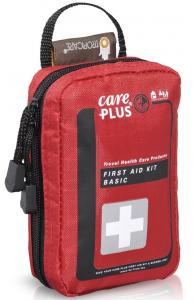 EHBO kit op reis Kleine EHBO kit voor op reis Care plus basic first aid kit EHBO travel kit EHBO kit vakantie EHBO tasje voor op reis