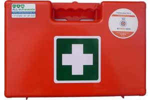 Oranje Kruis EHBO koffer Oranje Kruis verbanddoos Inhoud EHBO koffer Oranje Kruis Verbanddoos Oranje Kruis