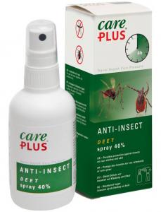 Beste muggenspray met DEET Care Plus DEET 40