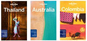 Handige backpack spullen Lonely Planet reisgidsen