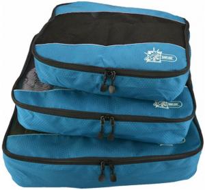 Handige backpack spullen Packing cubes