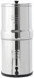 Beste waterfilter voor thuis 1 tot 4 personen Big Berkey waterfilter