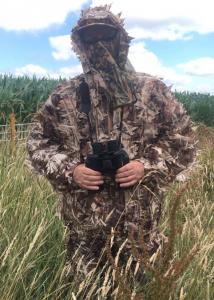 Dry grass ghillie suit kopen