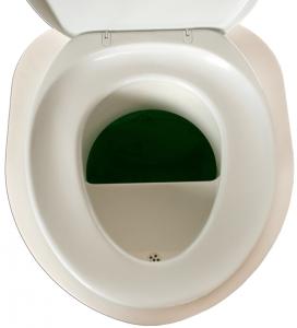 Droogtoilet kopen Compost Droog toilet zonder afvoer, riool en water