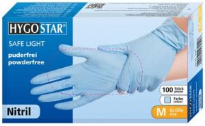 Medische handschoenen kopen Hygostar nitril handschoenen