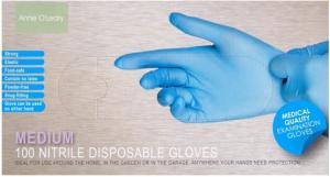 Nitril handschoenen Action Anne O'Leary nitril handschoenen